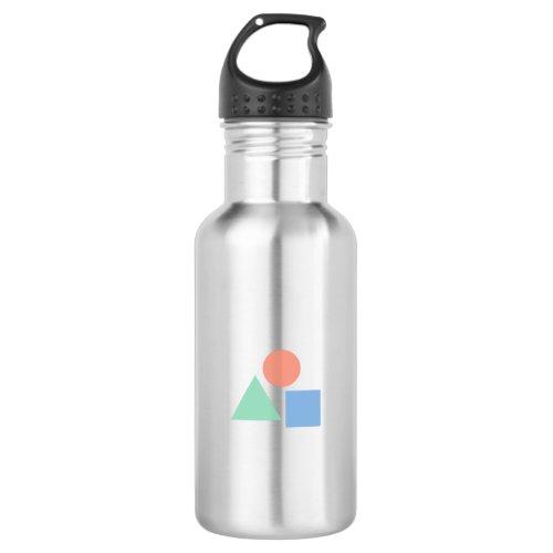 Logomaker Water Bottle1 Stainless Steel Water Bottle