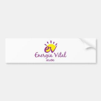 logomarcastudio bumper sticker