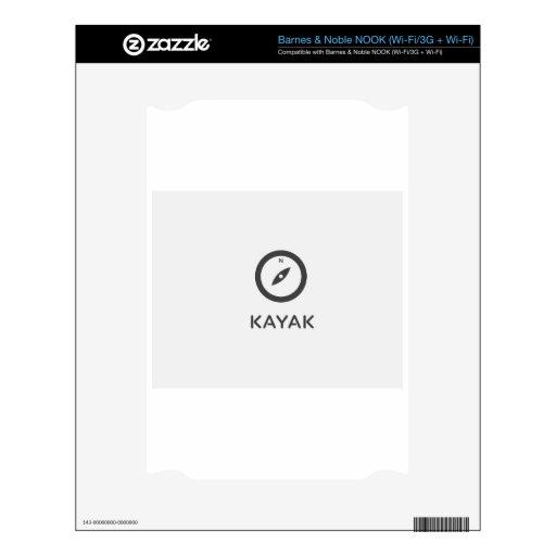 Logos-_0003_Kayak.jpg Calcomanías Para El NOOK