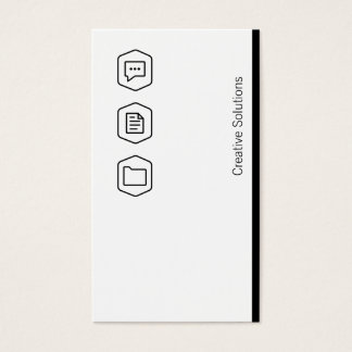 Logos Corporate Variation Business Card