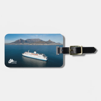 Logos Hope in Cape Town Luggage Tag
