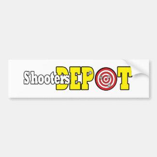logoSD.png Bumper Sticker