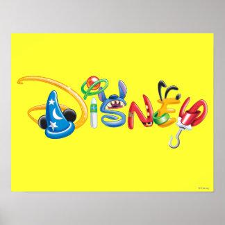 Logotipo 1 de Disney Impresiones