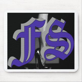 Logotipo 1 del FS Alfombrillas De Raton