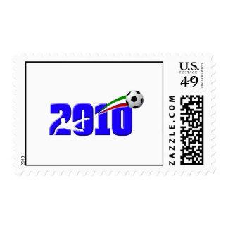 Logotipo 2010 de Azzurri del fútbol de Italia Envio
