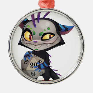 Logotipo 2014 de ChupacabraCon Ornaments Para Arbol De Navidad