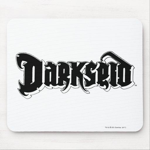 Logotipo 2 de Darkseid Tapete De Raton