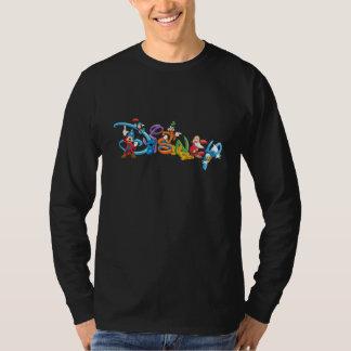 Logotipo 2 de Disney Poleras