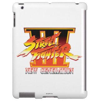 Logotipo 2 de la nueva generación de Street Funda Para iPad
