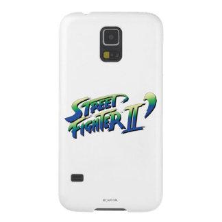 Logotipo 2 de Street Fighter II Funda Para Galaxy S5