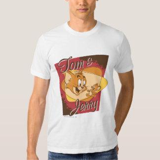 Logotipo 2 de Tom y Jerry Remeras