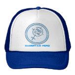 Logotipo 2 del sombrero de PMS Gorro De Camionero