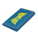 Logotipo 2 del vintage de Batman