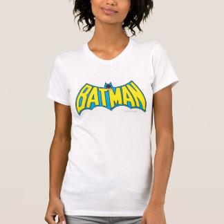 Logotipo 2 del vintage de Batman Camisetas