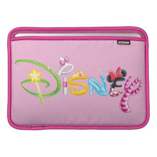 Logotipo 3 de Disney Fundas Macbook Air