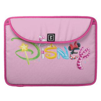 Logotipo 3 de Disney Fundas Macbook Pro