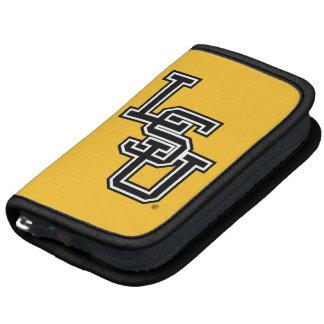Logotipo 4 de LSU que entrelaza Planificador