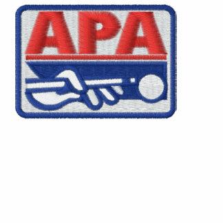 Logotipo a todo color de APA