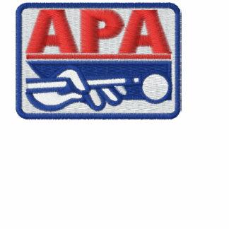 Logotipo a todo color de APA Sudadera Con Serigrafía