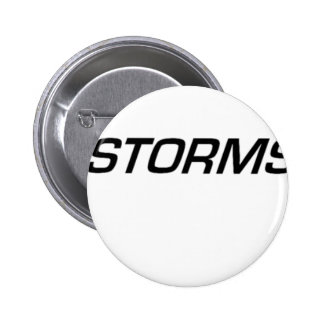 Logotipo agudo de 28storms com pin