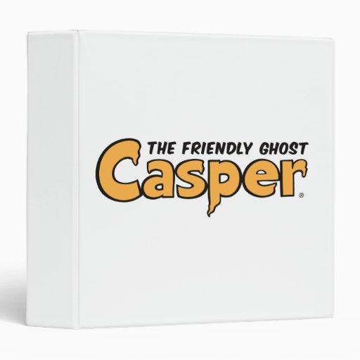 Logotipo amarillo de Casper