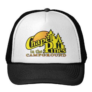 Logotipo amarillo del CIP Gorros Bordados