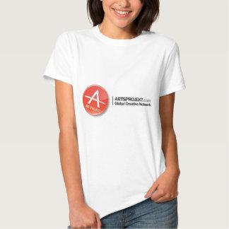 Logotipo AP-GlobalCreativeNetwork Remera