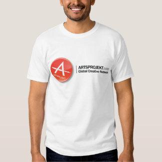 Logotipo AP-GlobalCreativeNetwork Remeras