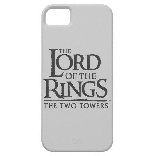 Logotipo apilado LOTR iPhone 5 Carcasa