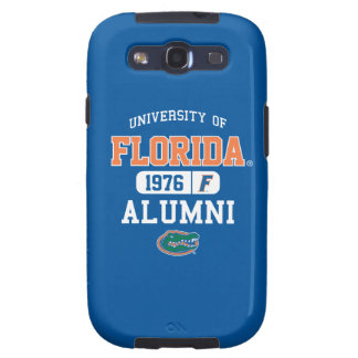 Logotipo azul y anaranjado de UFL de los alumnos Galaxy S3 Cobertura