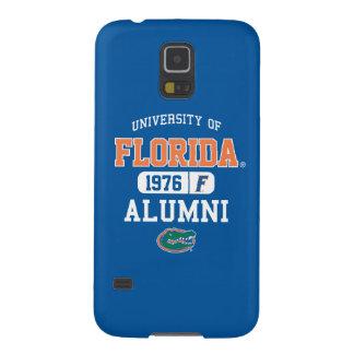 Logotipo azul y anaranjado de UFL de los alumnos Carcasa Para Galaxy S5