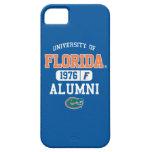 Logotipo azul y anaranjado de UFL de los alumnos iPhone 5 Case-Mate Fundas