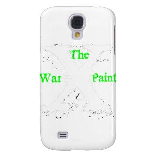 """Logotipo blanco de """"X"""" """"de la pintura de guerra"""""""
