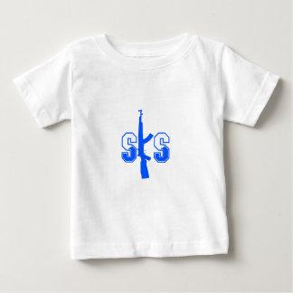 Logotipo Blue.png del rifle de asalto de SKS Playera De Bebé