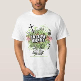 Logotipo/camisa de lujo de Rev. Verse Dual Image Remera