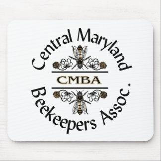 Logotipo central de los apicultores de Maryland Alfombrilla De Raton