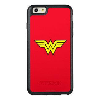 Logotipo clásico de la Mujer Maravilla el | Funda Otterbox Para iPhone 6/6s Plus