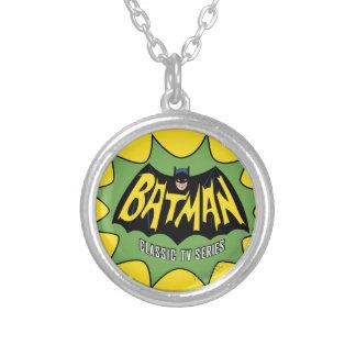 Logotipo clásico de la serie televisiva de Batman Colgantes Personalizados