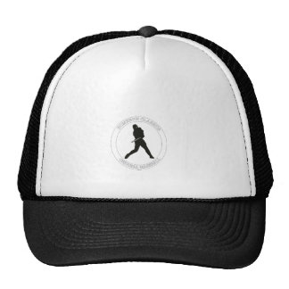 Logotipo clásico del béisbol gorro