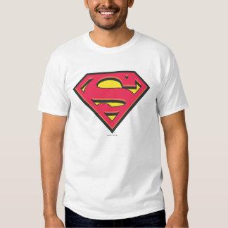 Logotipo clásico del S-Escudo el | del superhombre Camisas
