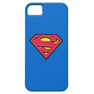 Logotipo clásico del S-Escudo el | del superhombre Funda Para iPhone SE/5/5s
