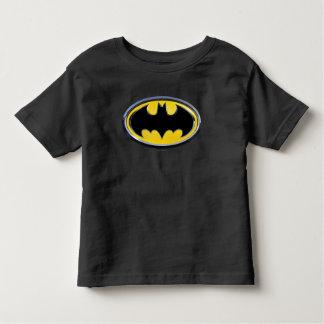 Logotipo clásico del símbolo el | de Batman Playera De Bebé