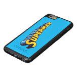 Logotipo conocido clásico del superhombre el | funda otterbox para iPhone 6/6s plus