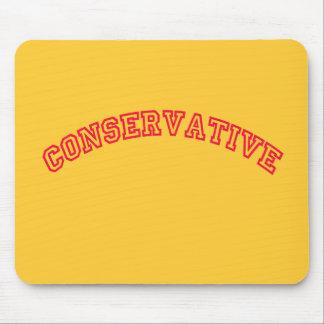 Logotipo conservador alfombrilla de ratón