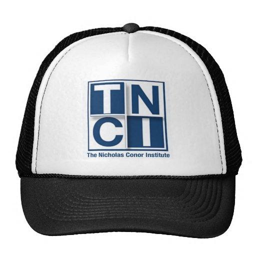 Logotipo cuadrado de TNCI Gorra