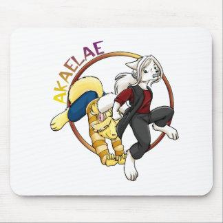 Logotipo de Akaelae Alfombrilla De Ratón