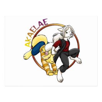 Logotipo de Akaelae Postal