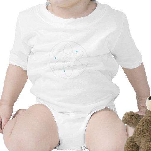 Logotipo de Alliance del friki Traje De Bebé