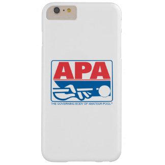 Logotipo de APA Funda Para iPhone 6 Plus Barely There