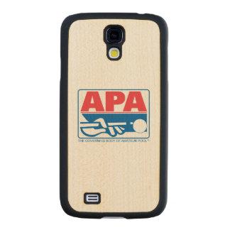 Logotipo de APA Funda De Galaxy S4 Slim Arce